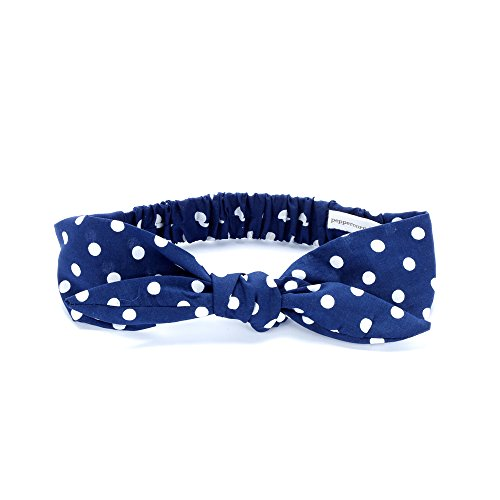 Mac and Mia | Baby Girl Fashion | Baby Girl Clothing | Baby Girl Headbands | Fourth of July | Peppercorn Kids Bow Tie-Up Headwrap